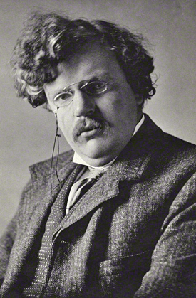 Gilbert Keith Chesterton
