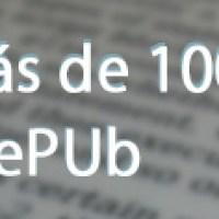 Pack 100 Libros en formato ePub