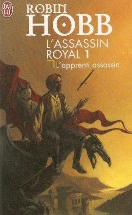CVT LAssassin royal Tome 1 Lapprenti assassin 4514 - L'apprenti assassin