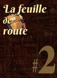 Feuille de route #2