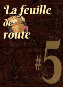 Feuille de route #5