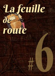 Feuille de route #6