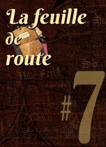 Feuille de route #7