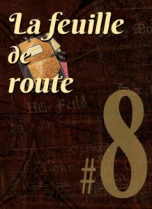 Feuille de route #8