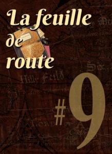 Feuille de route #9