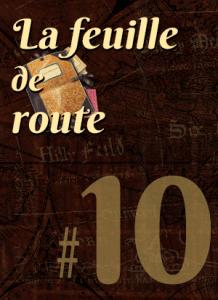 Feuille de route #10