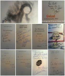 Comédie du livre 2012