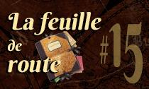 fdr 15 mini - Feuille de route #15