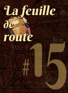Feuille de route #15