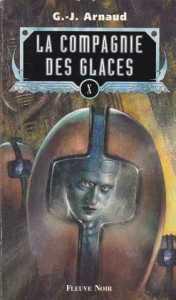 La Compagnie des Glaces T.10