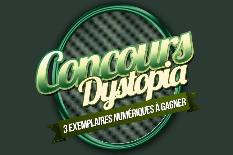 dystopia logo concours post - Concours 5 ans de DYSTOPIA