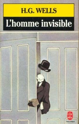 homme invisible - L'Homme invisible