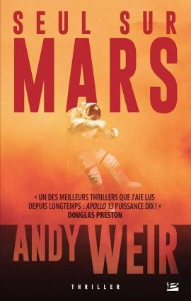 seul sur mars - Seul sur Mars