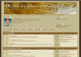auteurs morts forum - Billet commémoratif : 13 ans de web