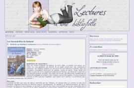 bibliofolle2007 - Billet commémoratif : 13 ans de web