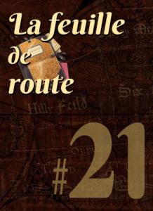 Feuille de route #21