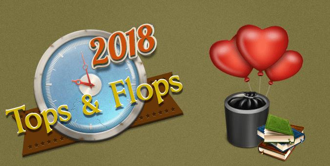 top flops2018 - Tops & Flops 2018