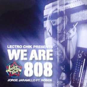 We Are 808 ARTWORK