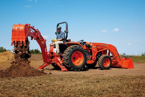 Kubota L 3200 Specifications & Technical Data (2005-2017