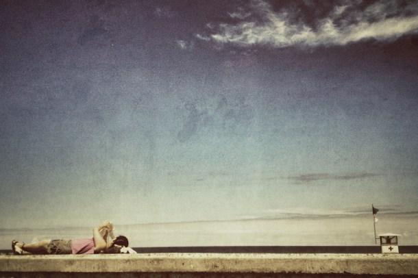 Lectura – Fotografía de Nacho Goberna © 2012