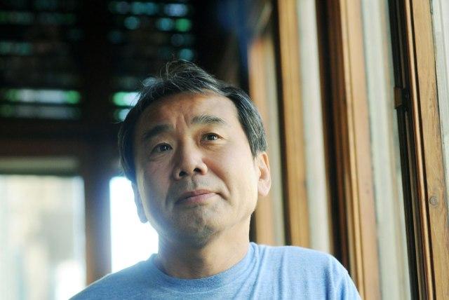 Murakami por Iván Giménez Tusquets