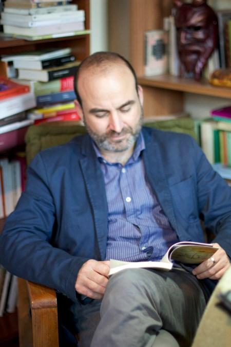 Ernesto Pérez Zúñiga por Karina Beltrán © 2013