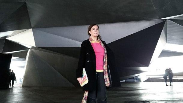 Emma Rodríguez. 2014 © Nacho Goberna