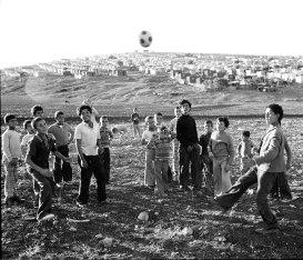 1977. Campo de refugiados palestinos en Jordania © Archivo fotográfico de UNRWA (Agencia de la ONU que se ocupa de los refugiados palestinos) M. Nasr.