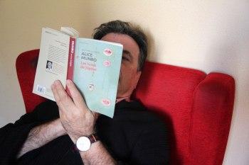 """Luis Landero: """"Kafka se ha quedado en mí para siempre"""""""