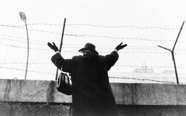 Muro de Berlín, por Dan Budnik