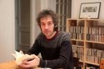 """Carlos Pardo: """"Leo mucho a Naipaul. Me ayuda a entender el mundo"""""""