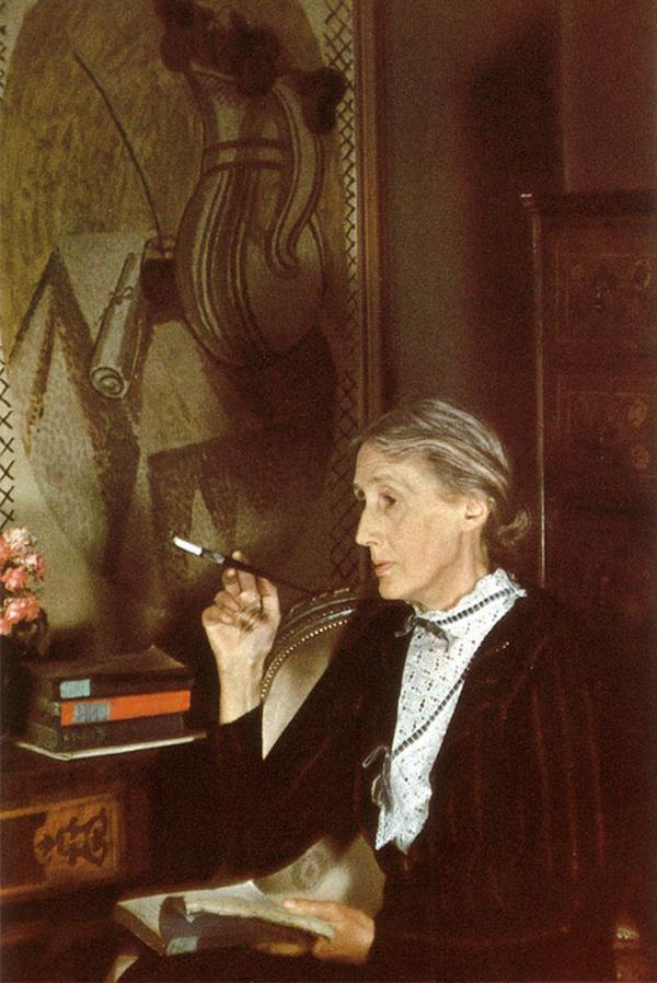 Virginia Woolf, 1939 © Gisèle Freund