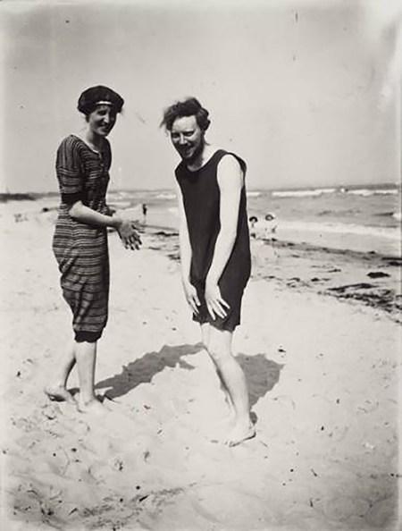 Virginia Woolf y Clive Bell