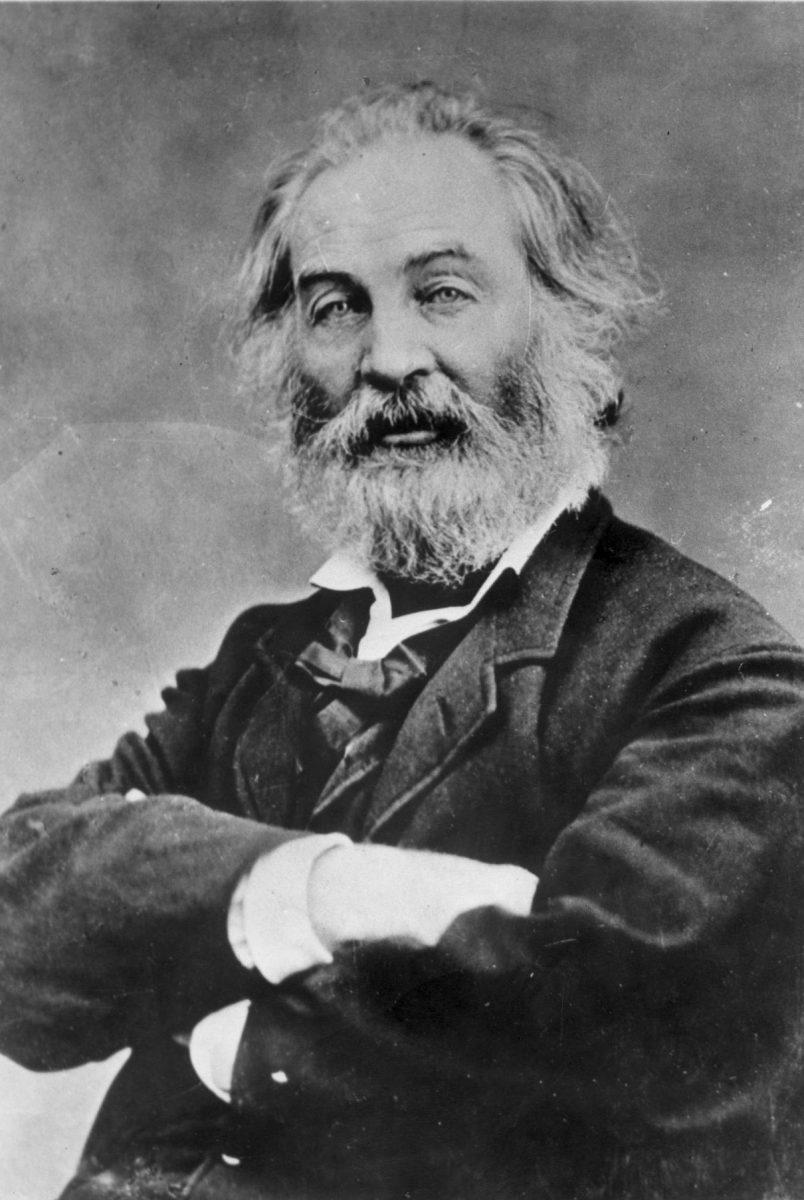 "Walt Whitman: ""Si no me encuentras al principio no te desanimes"""