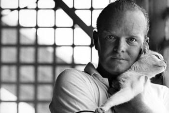 Aquí Truman Capote