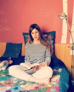 Nuria Labari - Fotografía por Karina Beltrán © 2016
