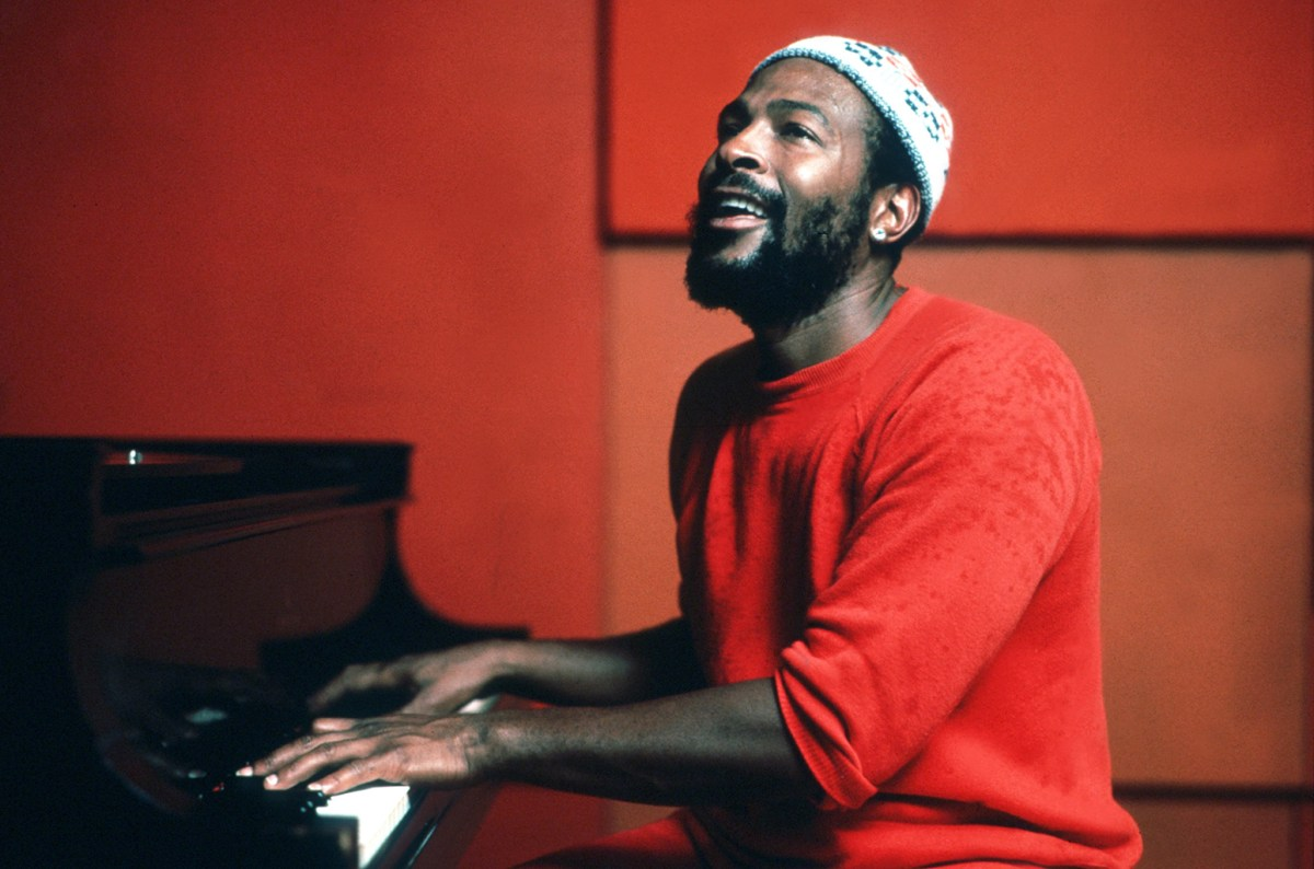 "Marvin Gaye: ""What's going on"""