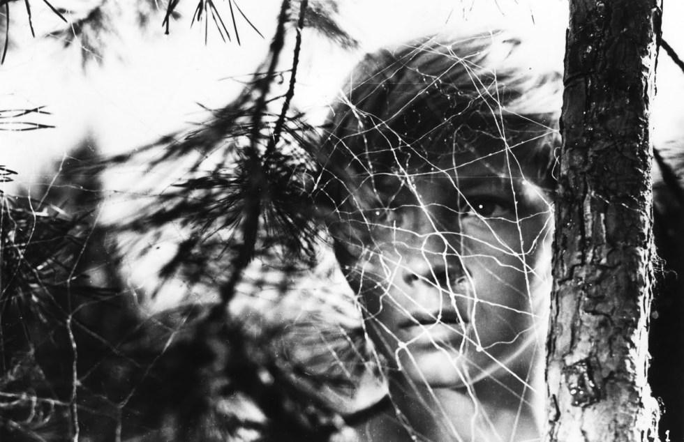 "Fotograma de ""La infancia de Ivan"" de Andrei Tarkovski (1962). Crédito: The Kobal Collection /Mosfilm"