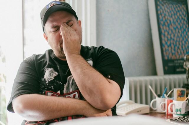 Antonio Ortuño. Fotografías y vídeo por Nacho Goberna