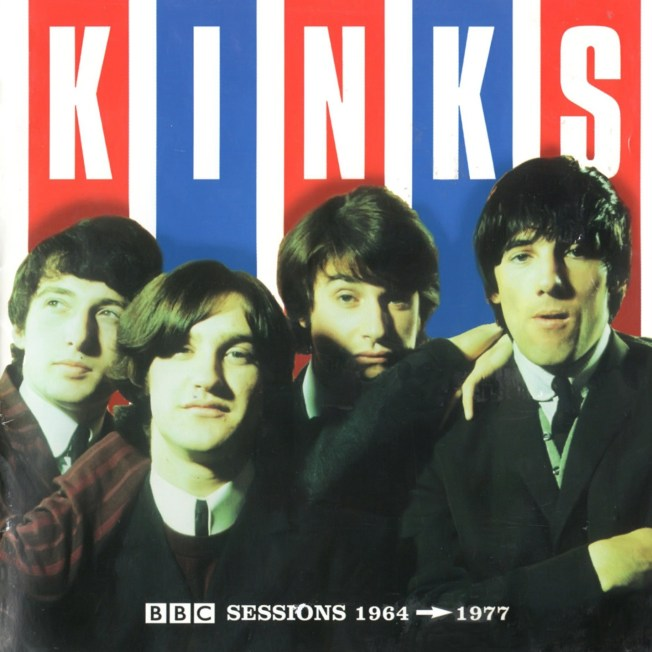 The Kinks - Kinks BBC Sessions 1964-1977 - Front
