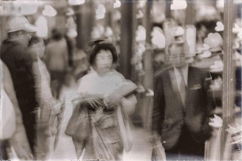 Barrio de Gion, Kioto. Fotografía por Nacho Goberna © 2004