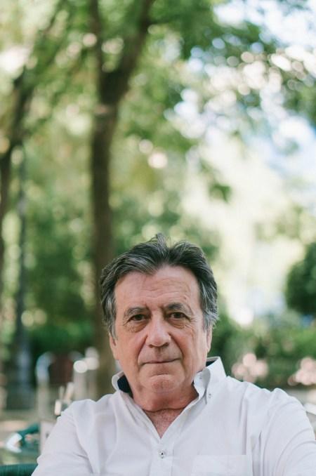 Luis Landero. Fotografías por Nacho Goberna© 2017