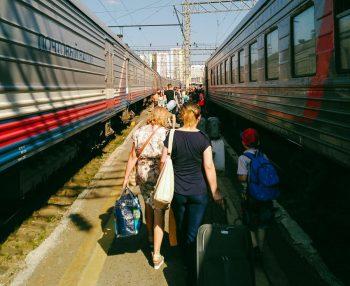 El Transiberiano: en movimiento con Gógol, Chéjov, Tolstói...