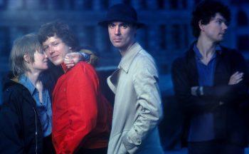 El nombre de la banda es Talking Heads