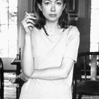 """La """"dura y dulce sabiduría"""" de Joan Didion"""