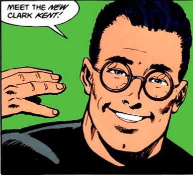 On ne reconnait pas Superman grâce aux lunettes et aux cheveux gominés ! Non ? Ha bon ?