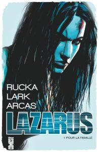 Lazarus comics tome 1