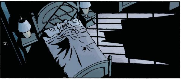 Batman qui continue de hanter la pègre de Gotham