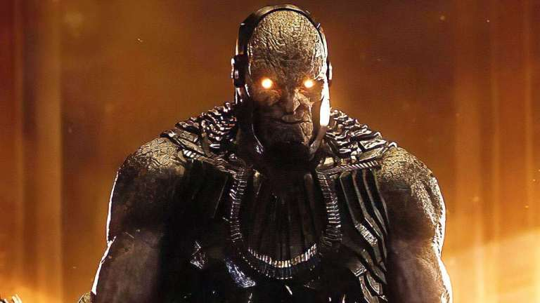 Darkseid dans la version Snyder Cut