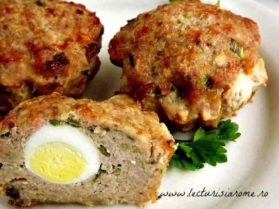 aperitiv cu carne tocata